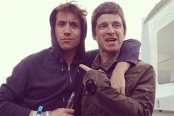 Noel Gallagher responde a Sleaford Mods con mucha mala leche