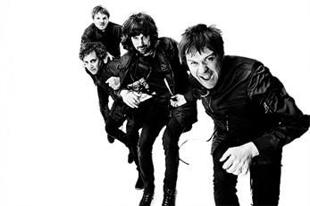 Kasabian dicen que los Brit Awards intentan silenciar el rock and roll