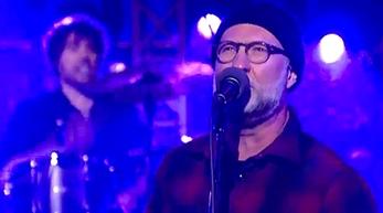 Bob Mould sacude el polvo del show de Letterman