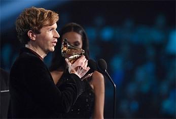 Beck Mejor Disco del año en los Grammys