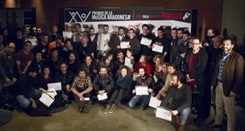 XVI Premios de la Música Aragonesa: acto de nominaciones