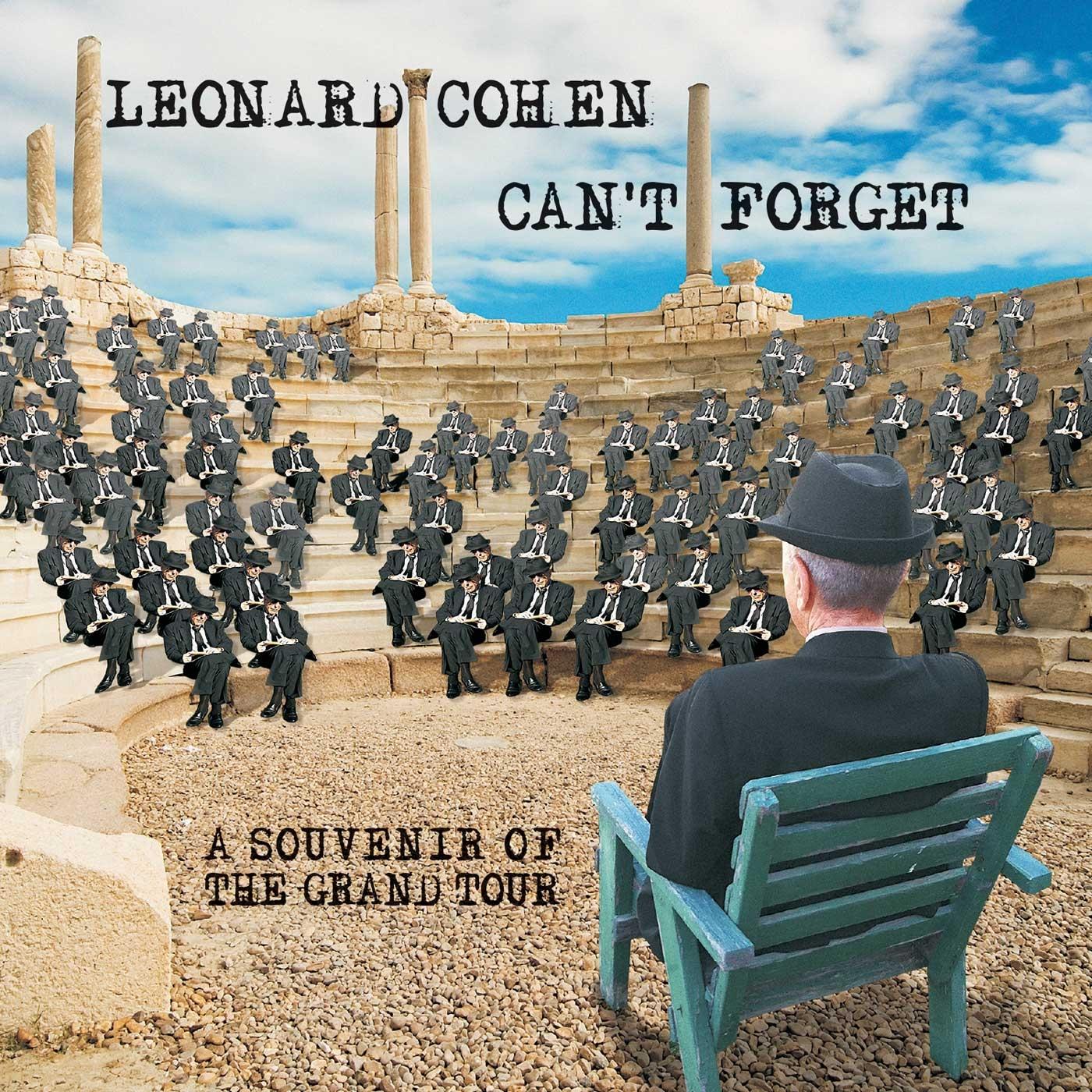 Leonard Cohen publicará disco en directo en mayo