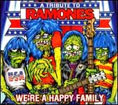 A Tribute To Ramones: We´re A Happy Family