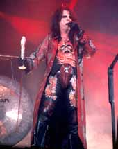 ALICE COOPER + The Dogs D´Amour