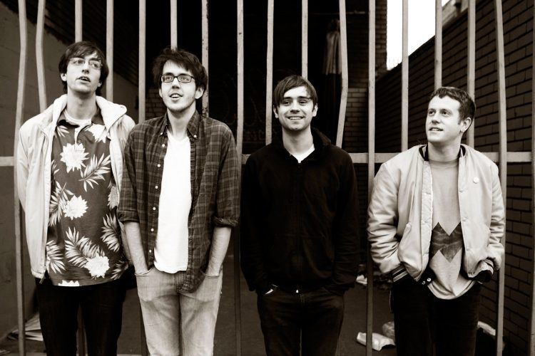 """Wavves y Cloud Nothings comparten""""I Find"""""""