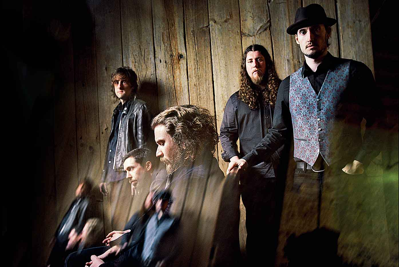 "My Morning Jacket publicarán ""The Waterfall II"" este viernes"
