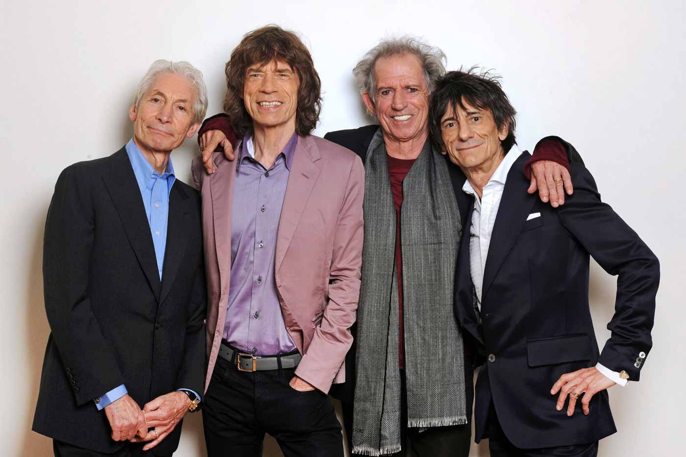 The Rolling Stones anuncian fecha en Barcelona