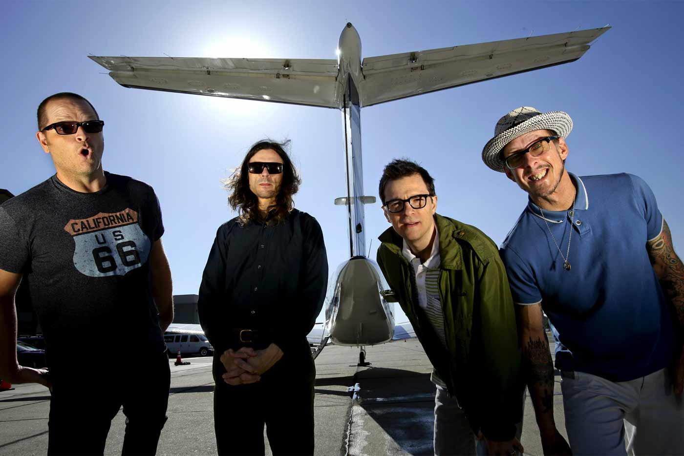 "La escuela infantil Bonobo rendirá homenaje al ""Blue Album"" de Weezer"