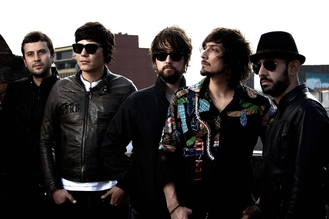Gira por España de Zoé, la banda mexicana de rock