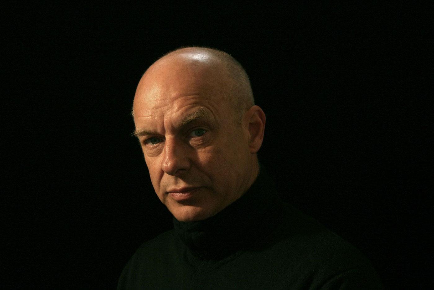 Brian Eno sacará disco en enero