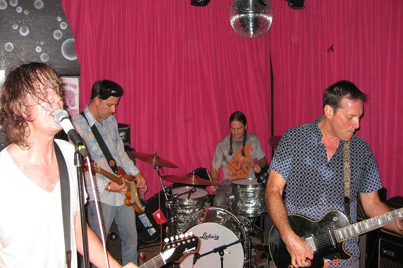 Hot Snakes