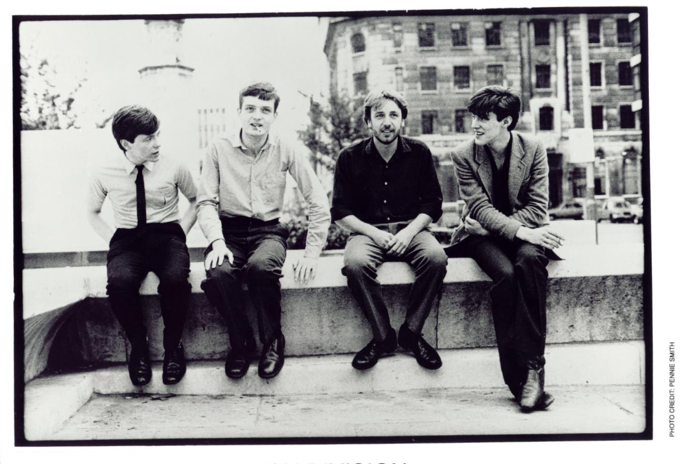 """Joy Division: historia oral en español y edición especial de """"Closer"""""""