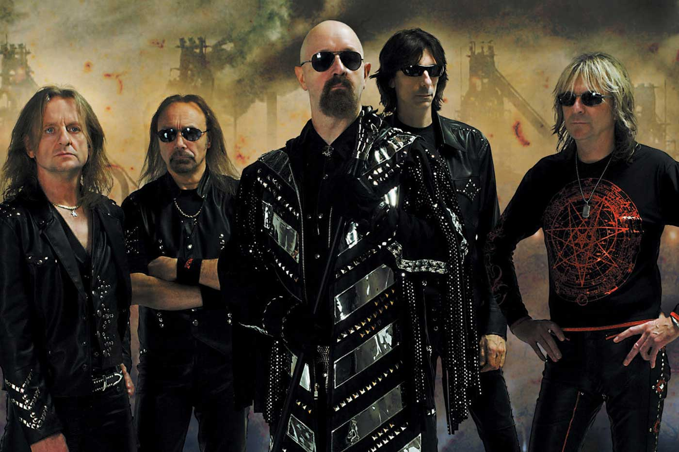 Judas Priest encabezan la nueva tanda del Rock Fest Barcelona 2020