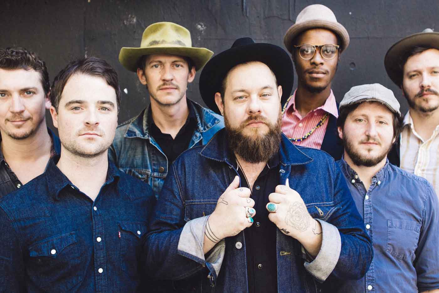Nataniel Rateliff & The Night Sweats, sudar soul