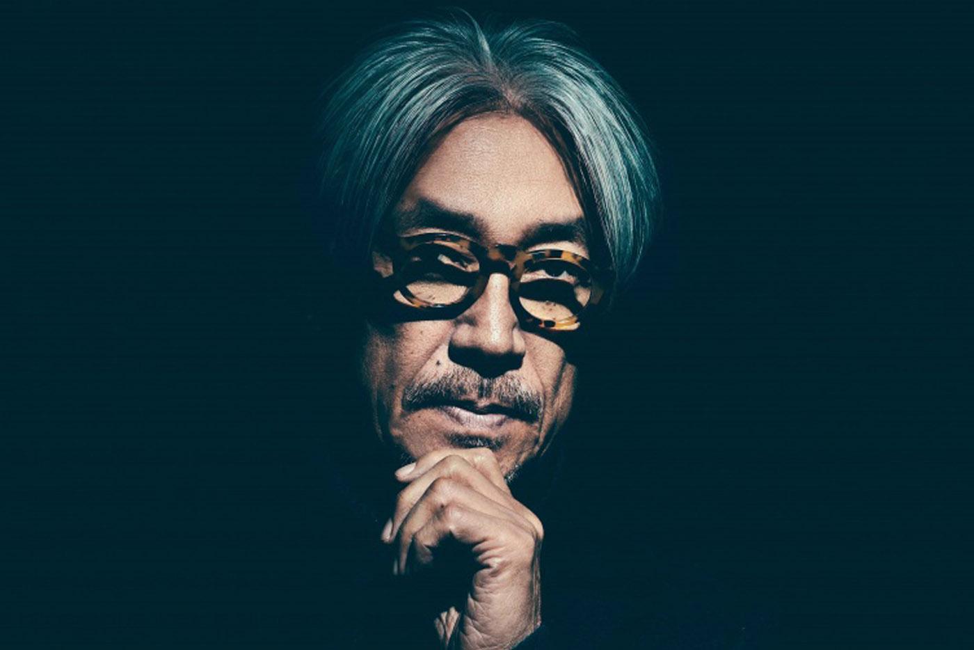 """Ryuichi Sakamoto comparte un concierto improvisado """"sanador"""""""