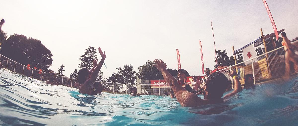 El Slap Festival tiene lugar cada año desde el Camping de Zaragoza
