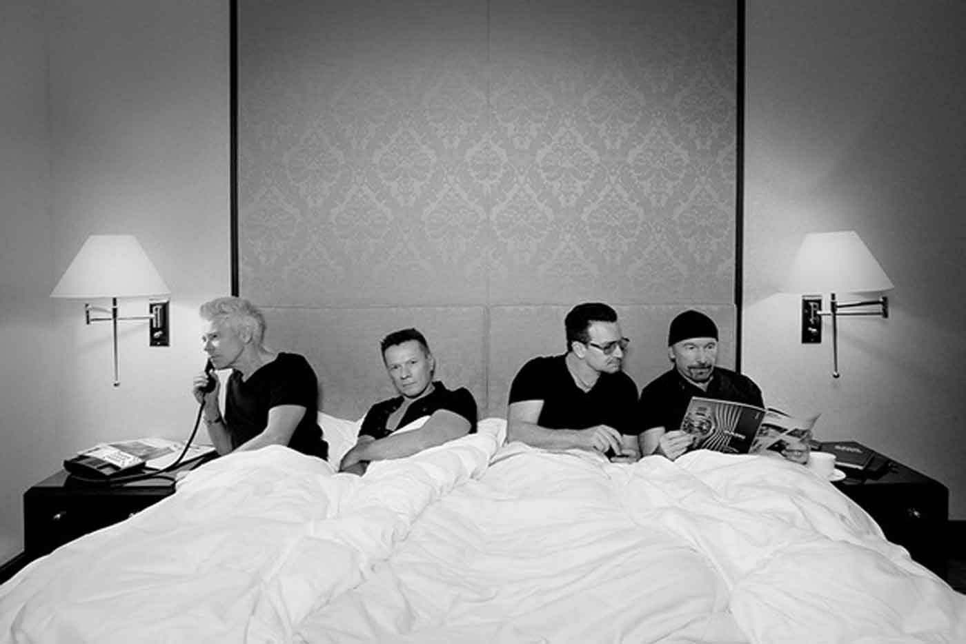 U2 anuncian fecha en Barcelona