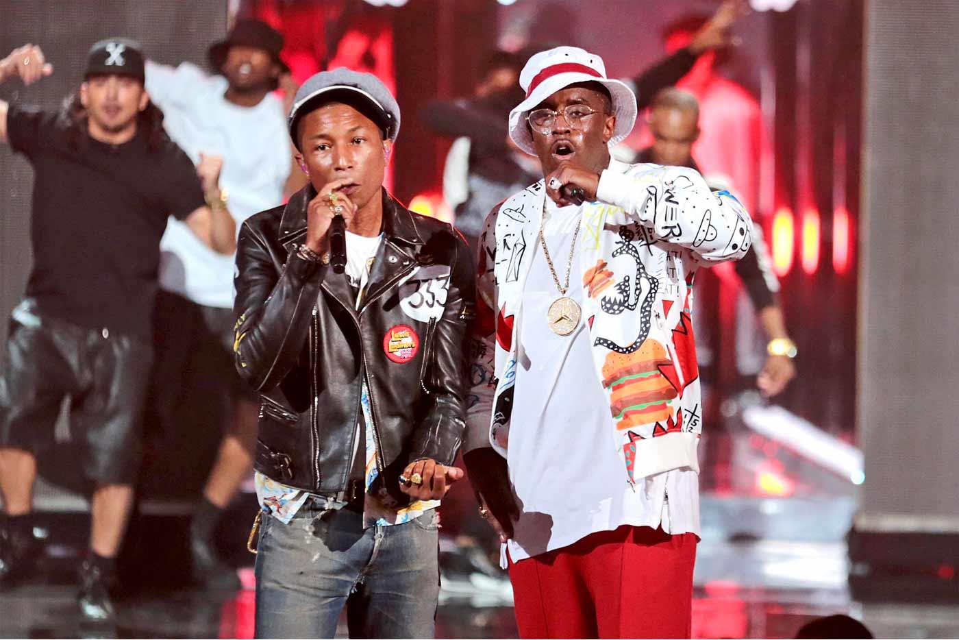 Escucha lo nuevo de Puff Daddy y Pharrell