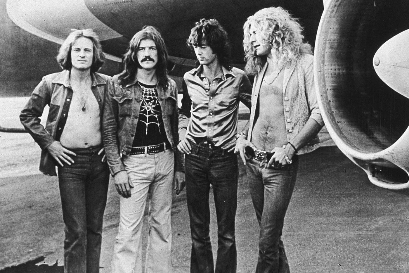 """Sorteamos 8 bolsas de tela de """"In Through The Out Door"""" con motivo de las reediciones de Led Zeppelin"""