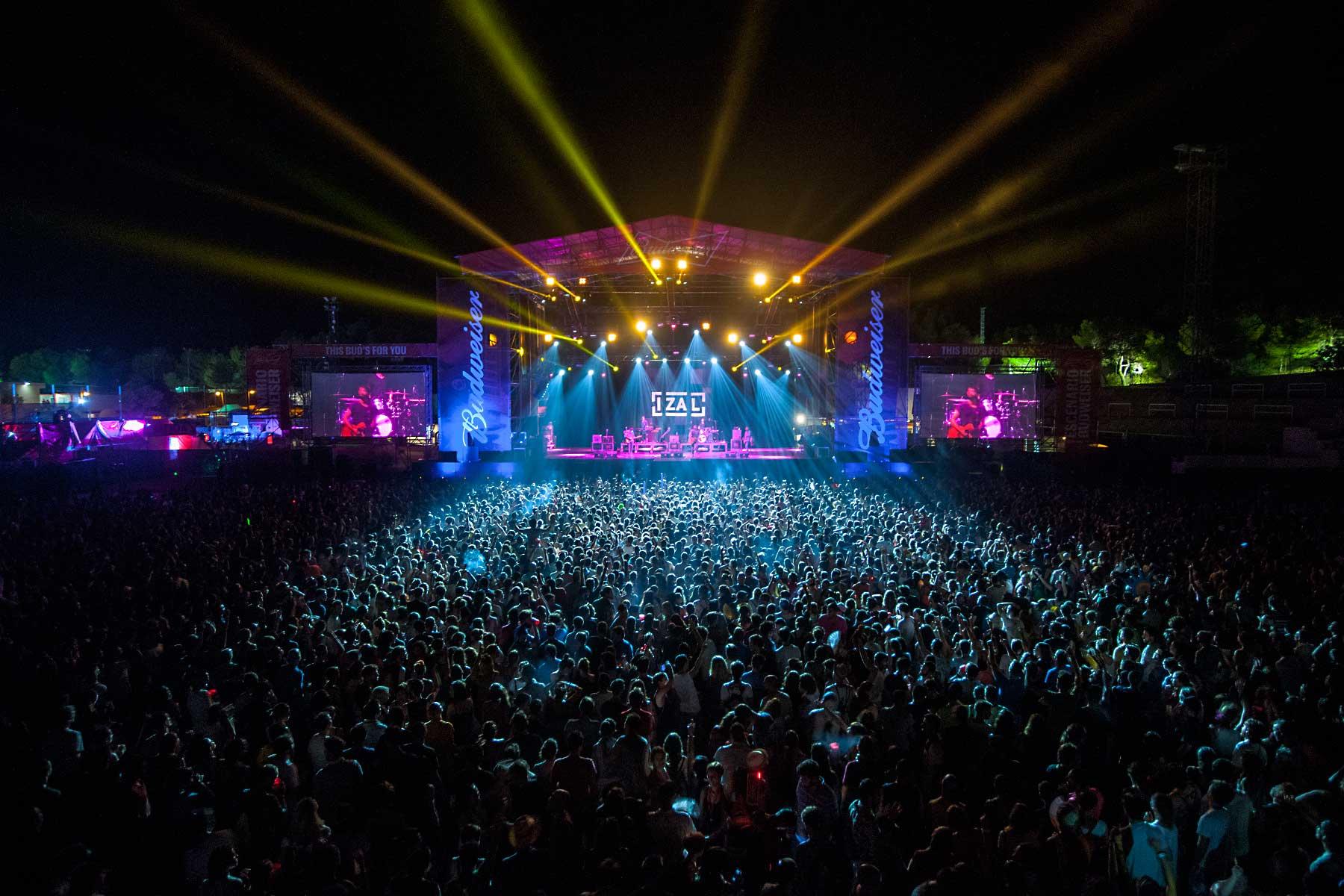 El Low Festival cierra su séptima edición rendido a los pies de la música nacional