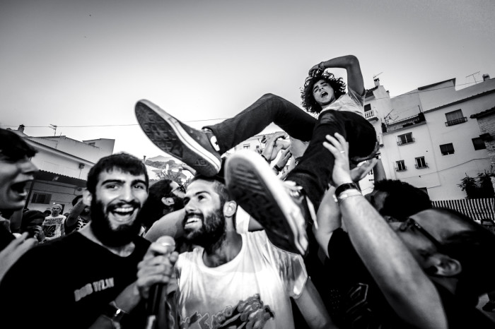The Loud Residents Ojeando2015