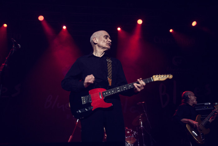 Wilko Johnson Blues de Cazorla