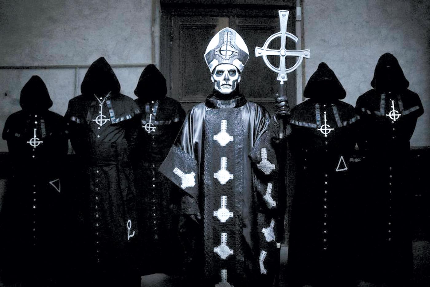 Ghost anuncian gira española