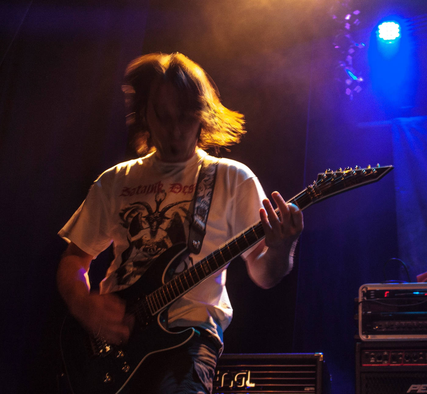 Homenaje al guitarrista Joseba Amaro en Urduliz