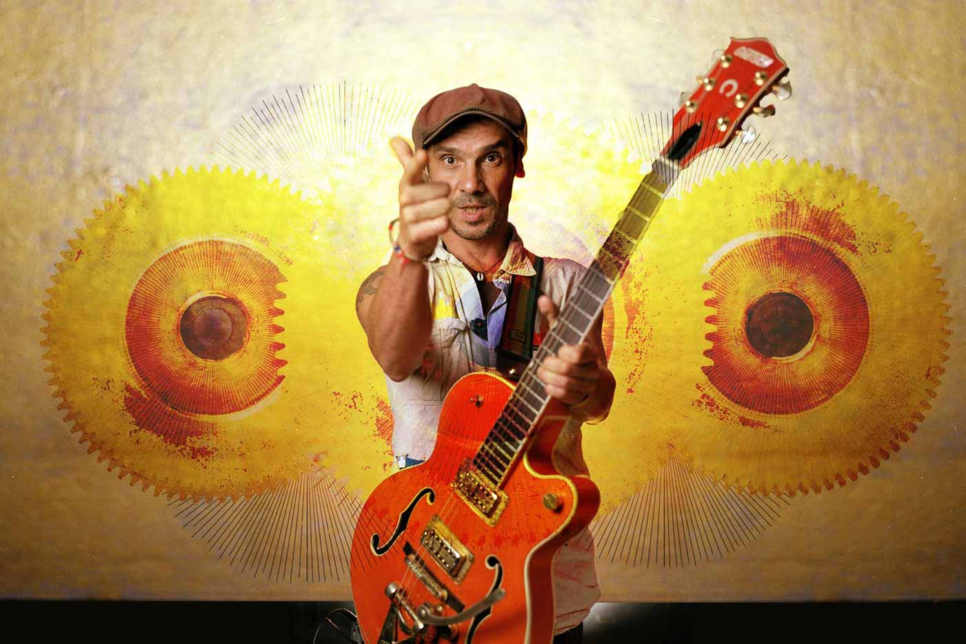 Manu Chao actuará por partida doble en el Festival Esperanzah!