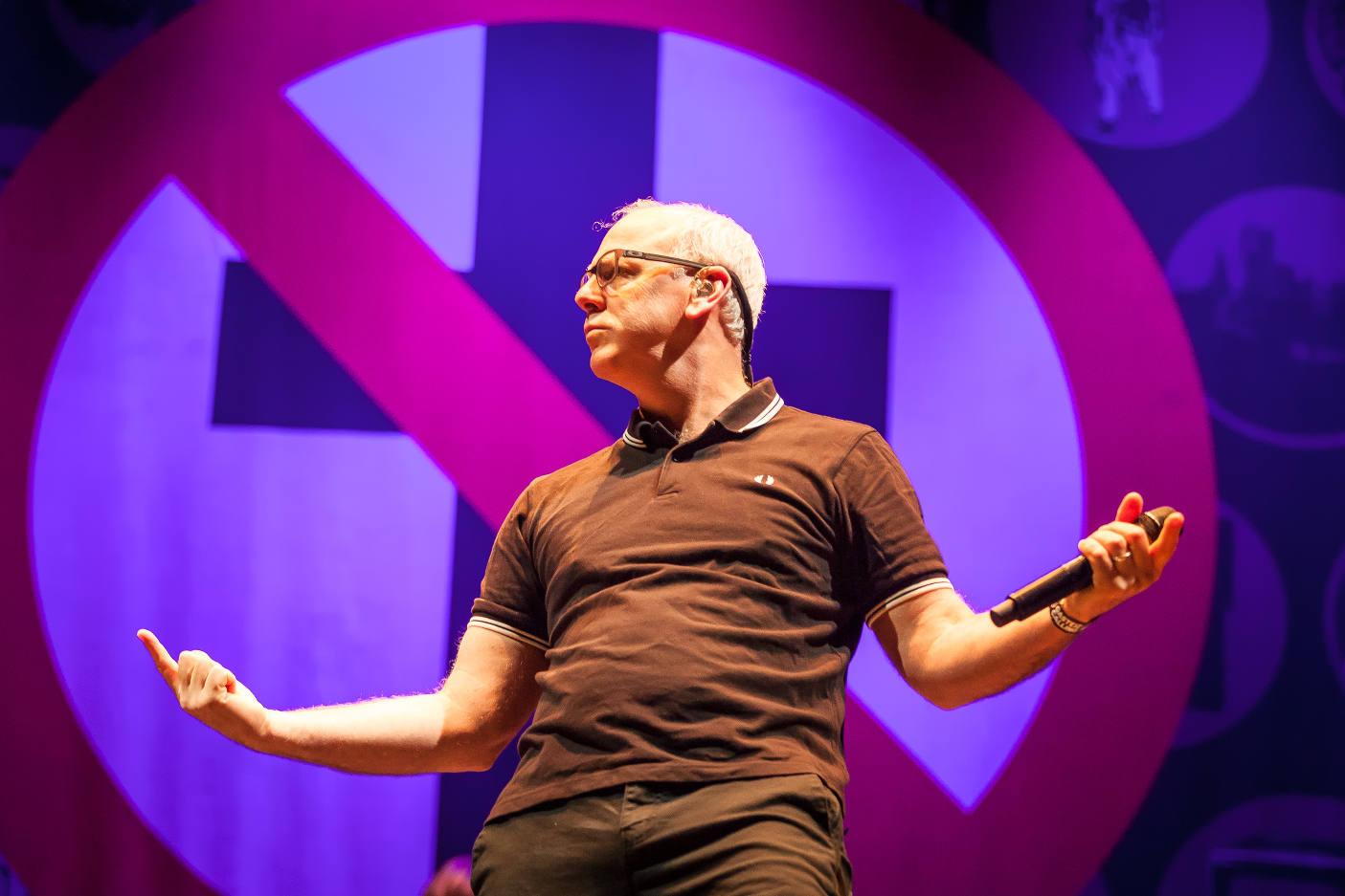Bad Religion posponen su gira española con fechas definitivas para 2022