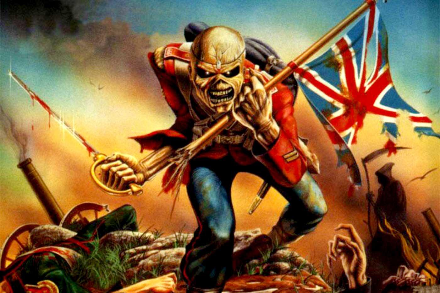 Iron Maiden, más que una banda