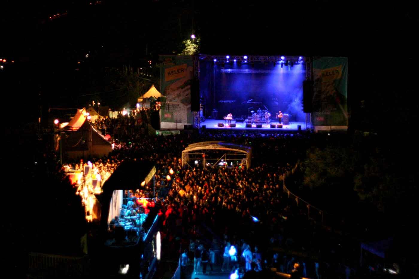Kutxa Kultur se presenta como la montaña suiza indie