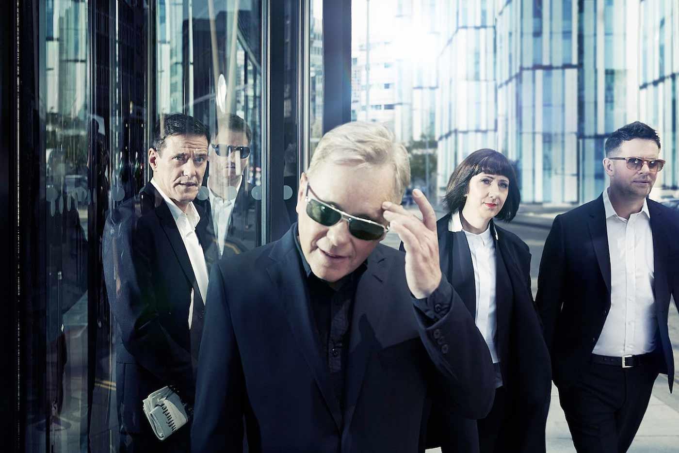New Order anuncian nuevo disco en directo