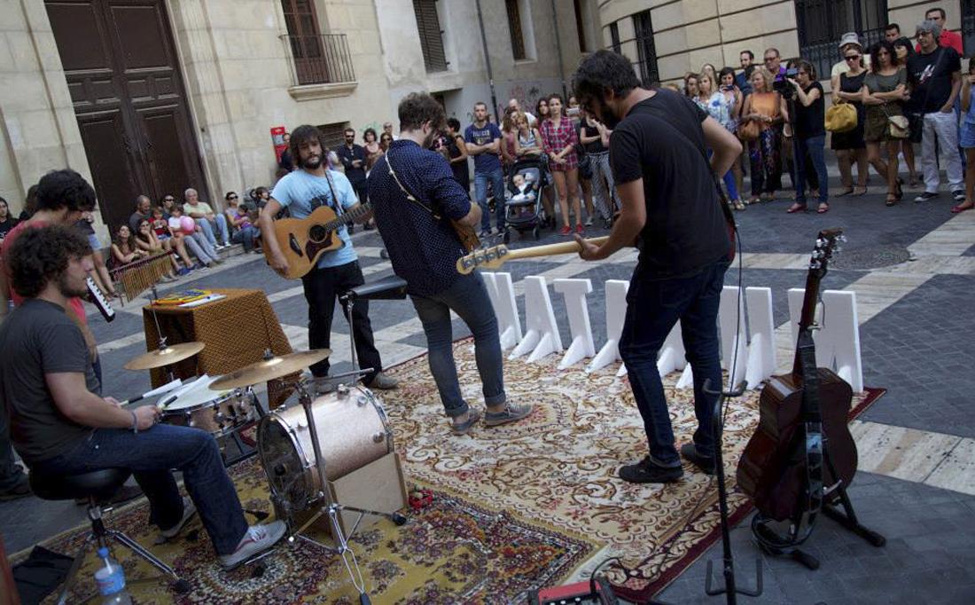 El 27 de junio las calles de Zaragoza se llenarán de música