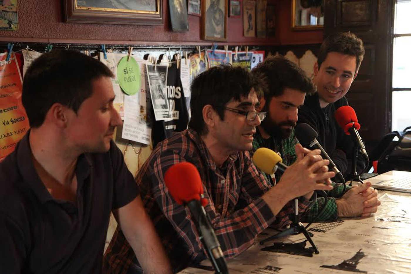 JPOD 2015: Zaragoza, capital del podcast