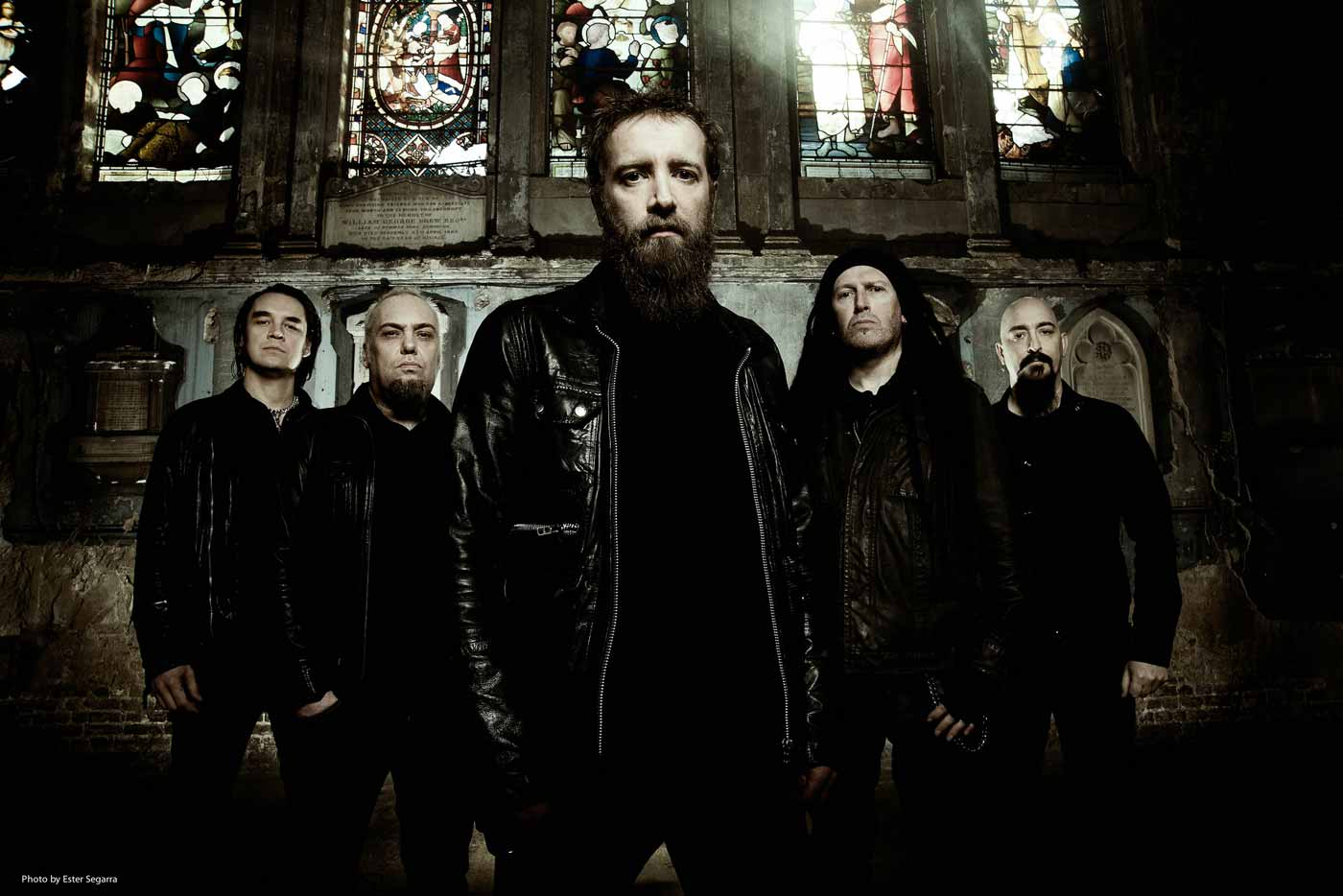 "Paradise Lost estrenan ""The Plague Within"" en en nuestro país"