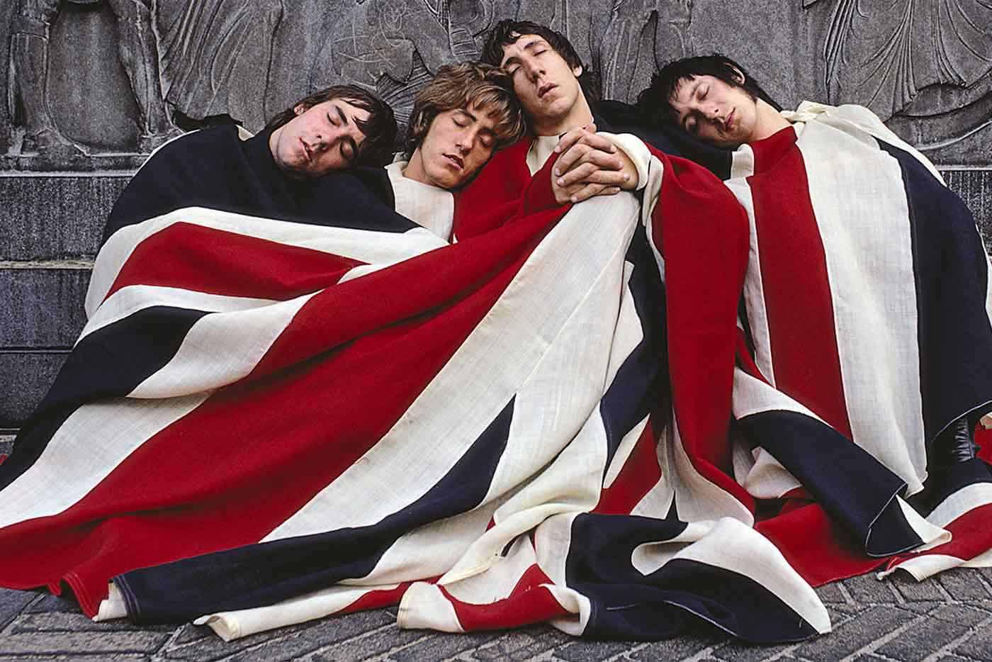 Escucha un tema inédito de The Who