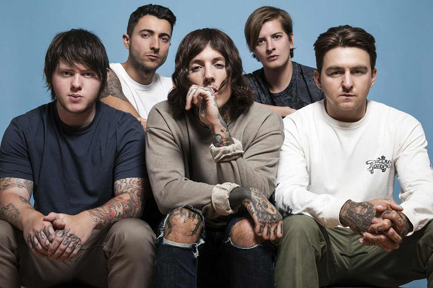 Bring Me The Horizon vuelven a Madrid y Barcelona en abril