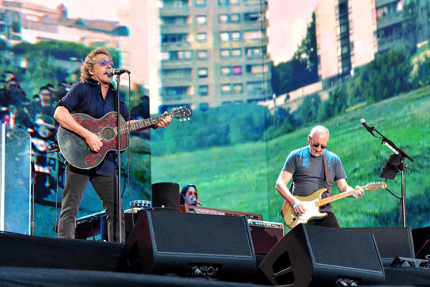 The Who se despiden en el Azkena Rock