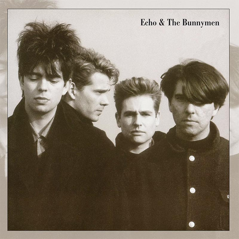 "Echo & The Bunnymen ""Echo & The Bunnymen"" (1987)"