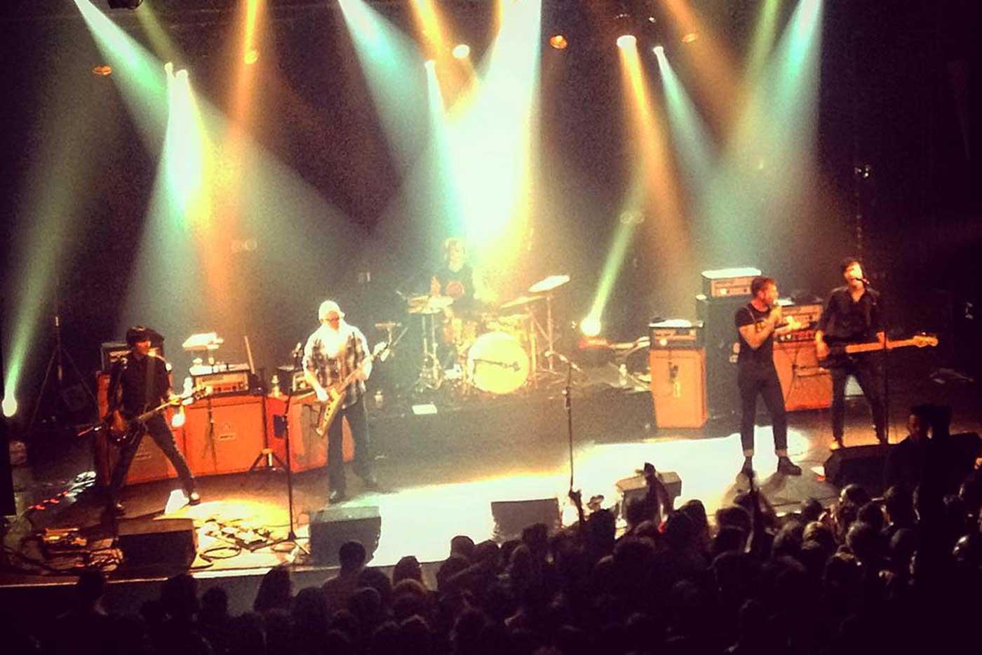 Al menos 80 muertos en un ataque terrorista a un concierto de Eagles Of Death Metal en París