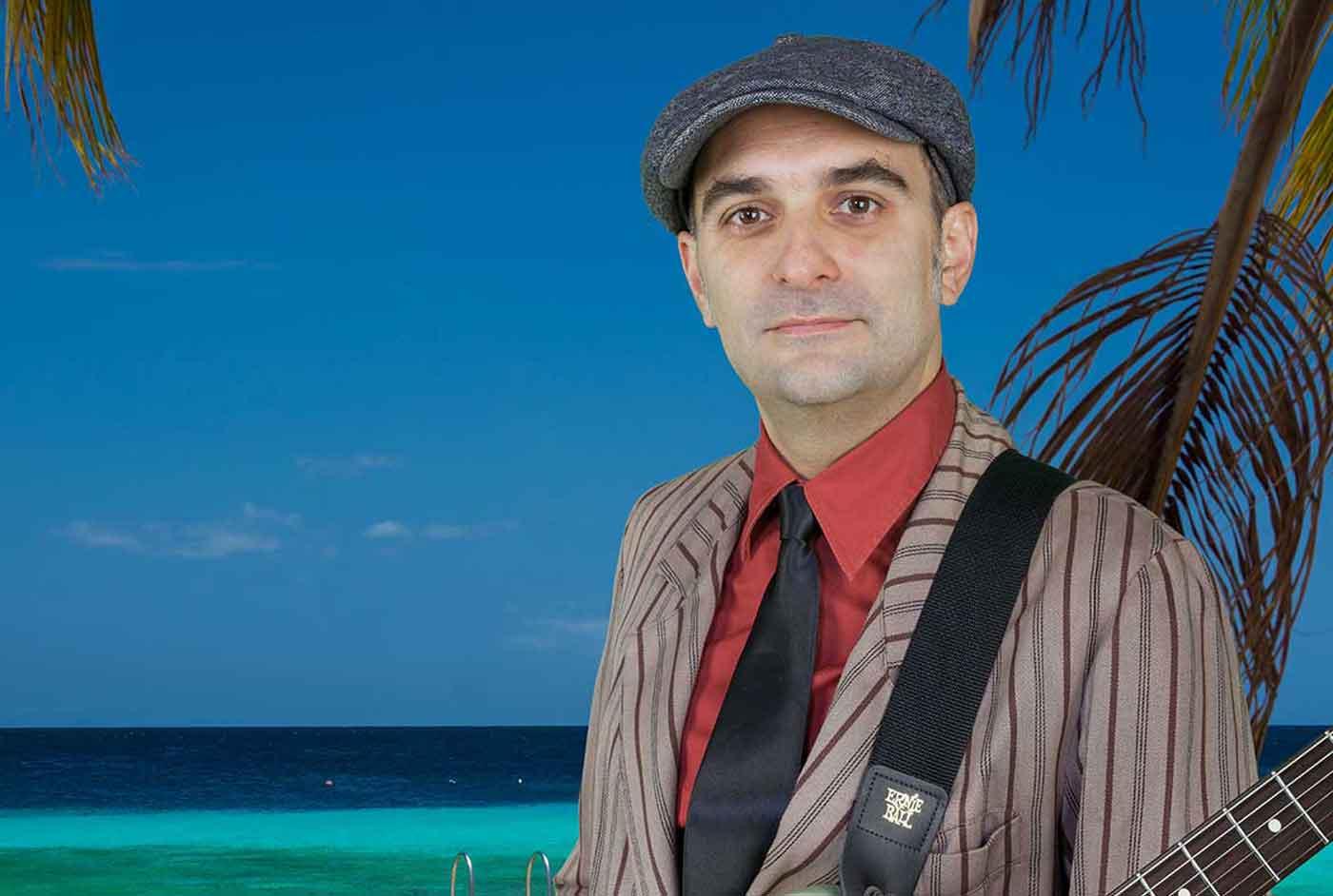 """Joan Miquel Oliver tiene nuevo disco, """"Atlantis"""""""