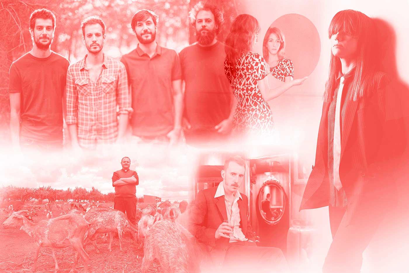 Los mejores discos nacionales de 2015