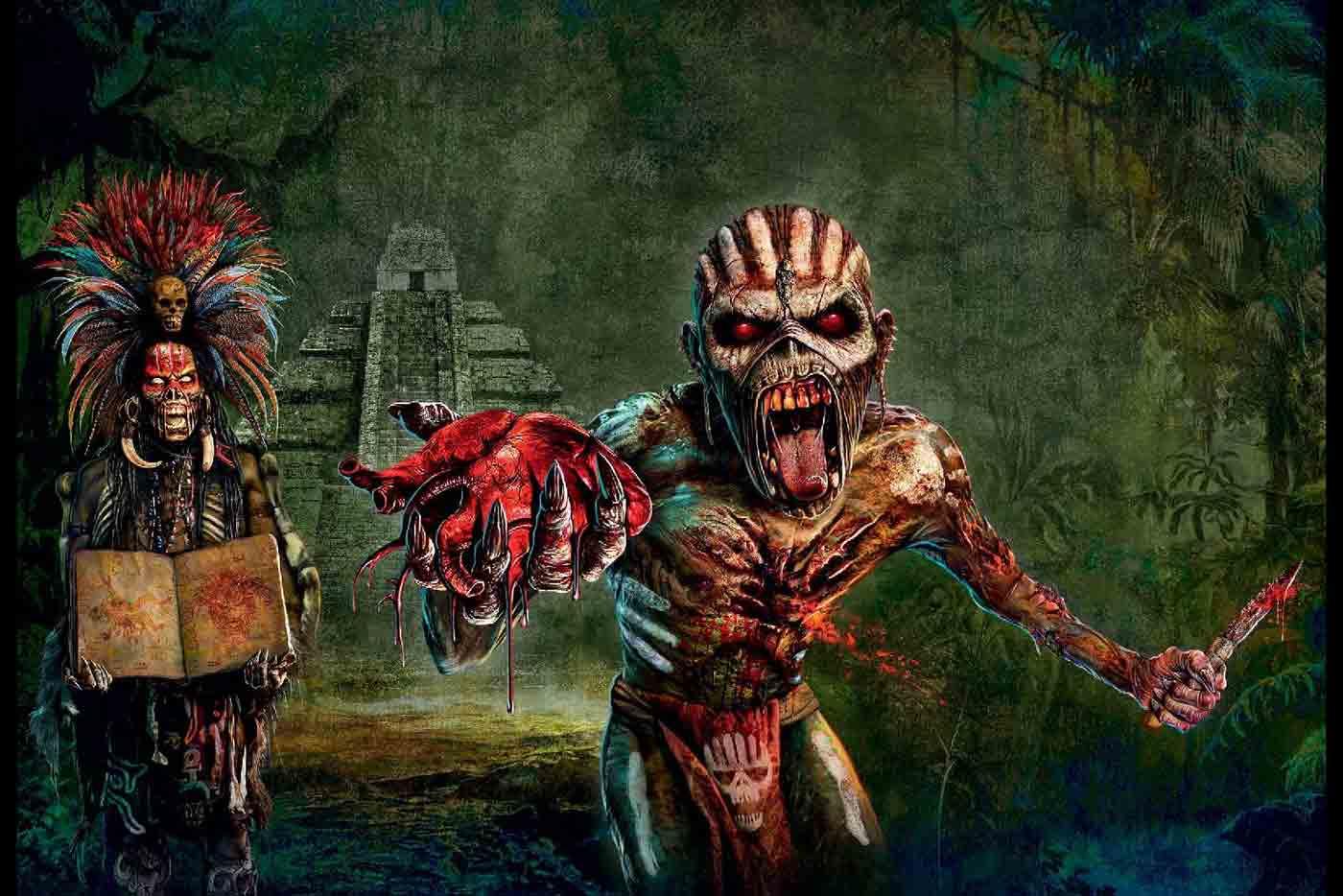 Iron Maiden añaden fecha en su gira por España