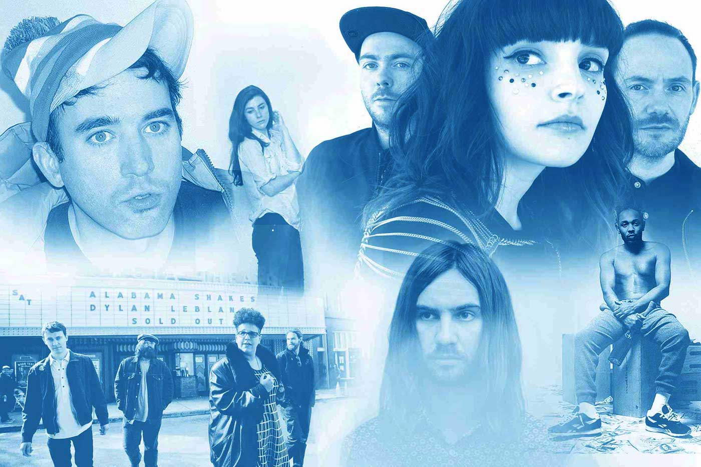 Mejores discos internacionales de 2015