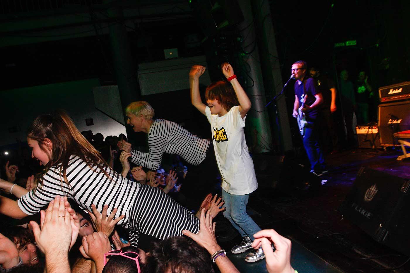 Punk-pop para todos los públicos