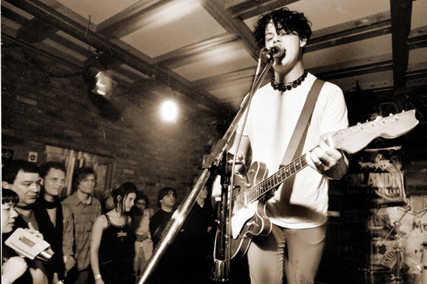 Jack White recupera sus bandas de finales de los 90