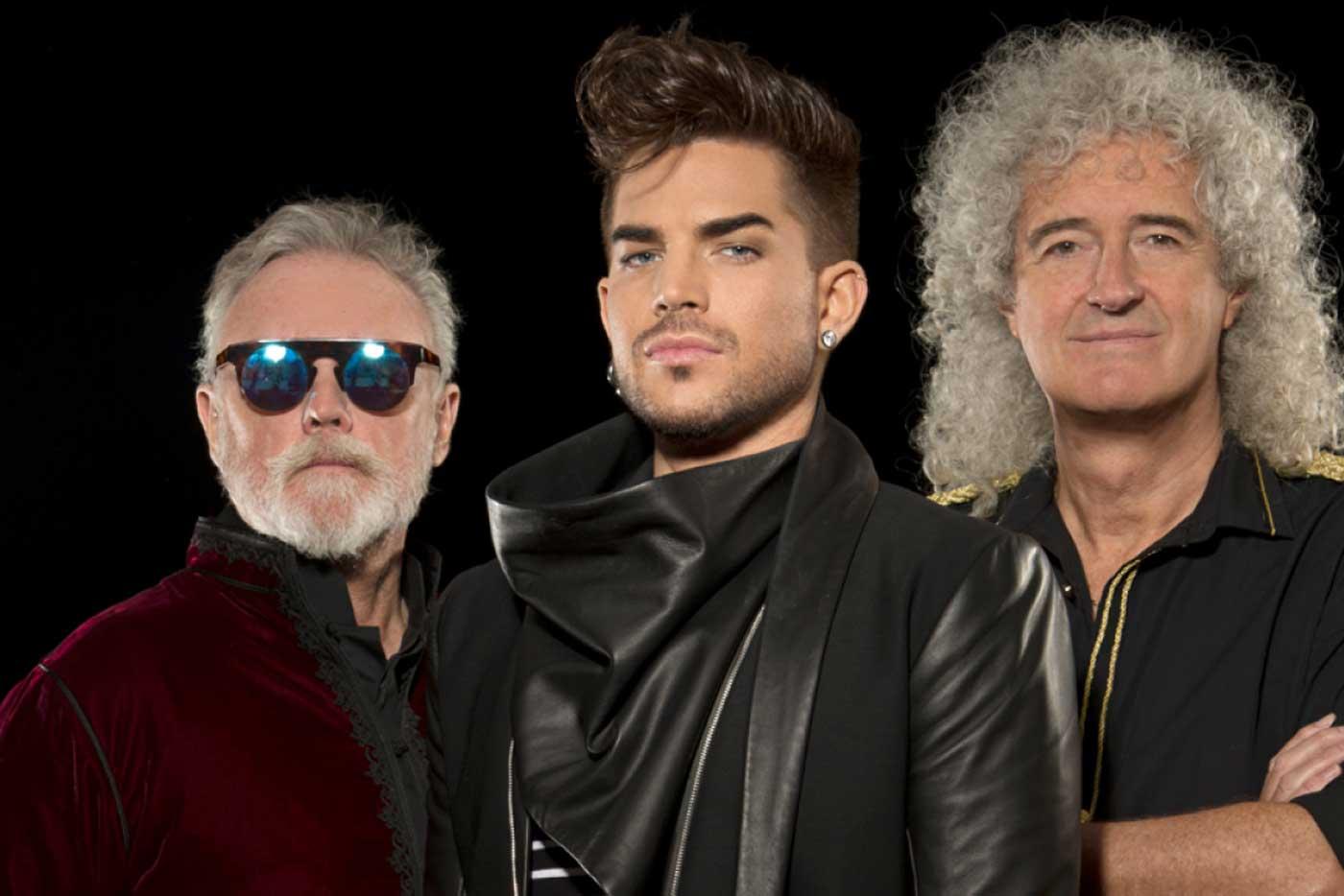 Queen aterrizan en Barcelona el 22 de mayo