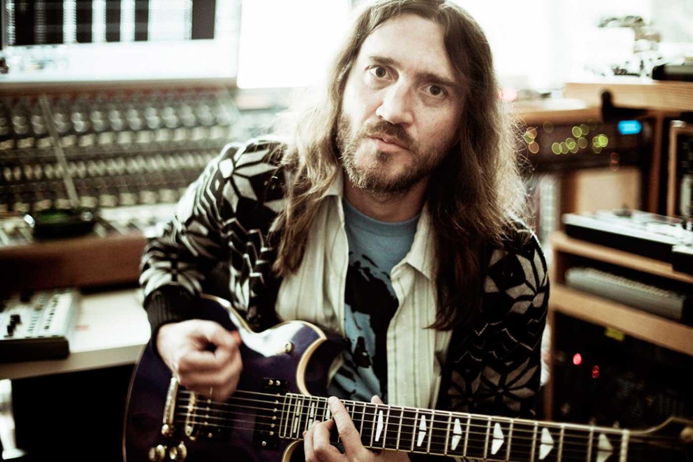 John Frusciante regresa a Red Hot Chili Peppers