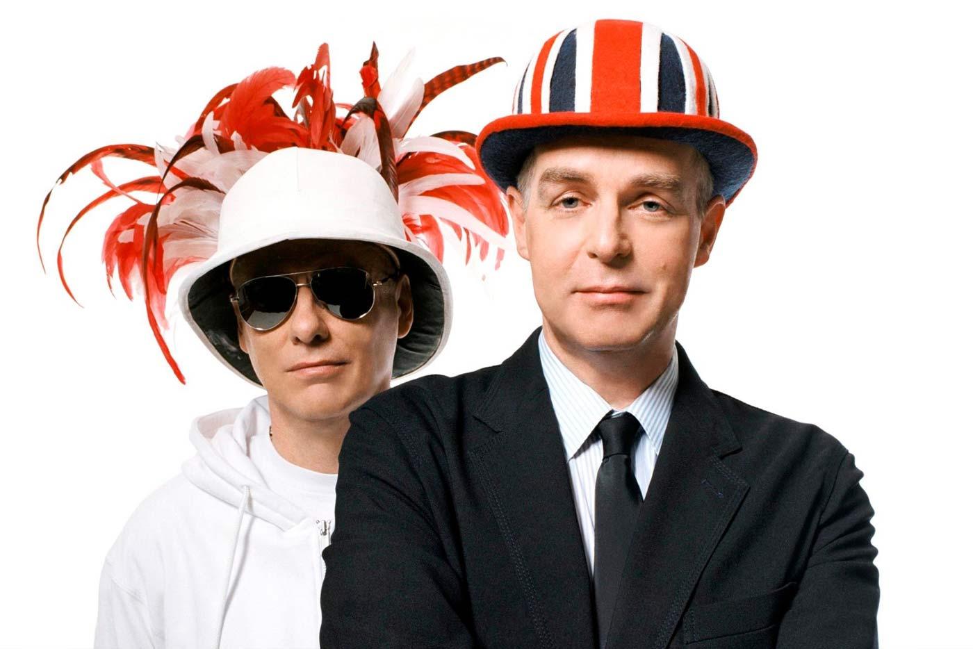 Escucha lo nuevo de Pet Shop Boys
